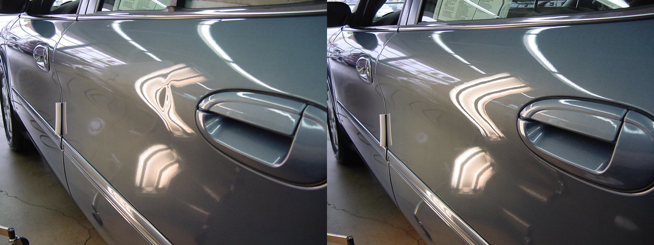 Paintless Dent Repair Oswego Illinois